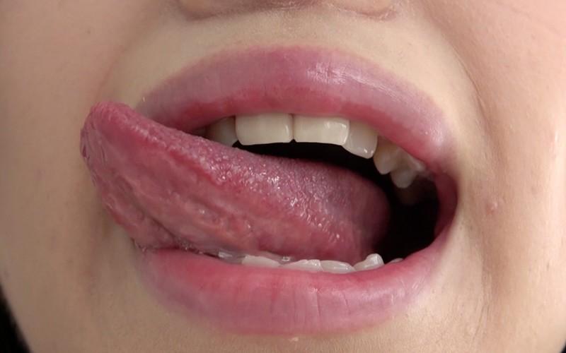 舌フェチ 〜舌ベロ・歯・口内観察〜 冬愛ことね 画像18
