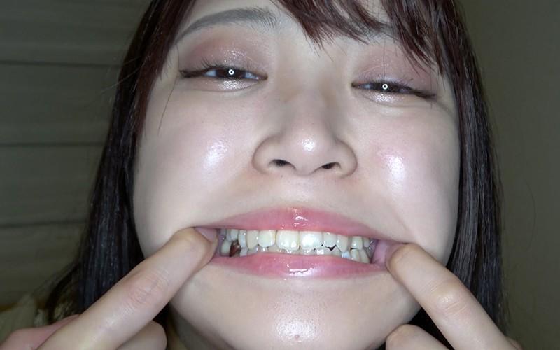 口内フェチ 〜口内・歯観察・唾垂らし咀嚼〜 加賀美さら 画像6