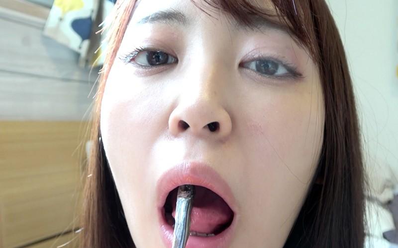 歯フェチ 〜口内・歯観察&電マ当て〜 加賀美さら 画像4