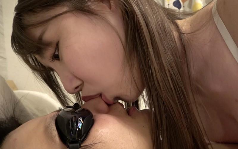 舌ベロプレイ 〜超濃厚顔舐め鼻フェラ〜 夏原唯 画像3