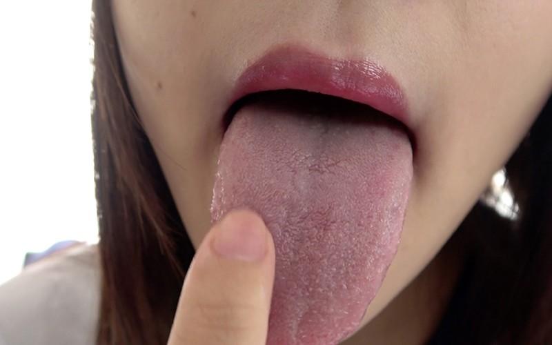 口内フェチ 〜舌ベロ・歯・口内・のどちんこ観察〜 あべみかこ