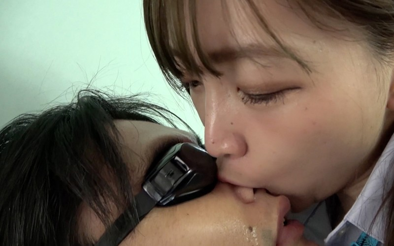 舌ベロフェチ 〜M男に顔舐め唾シャワーの刑〜 星あめり キャプチャー画像 16枚目