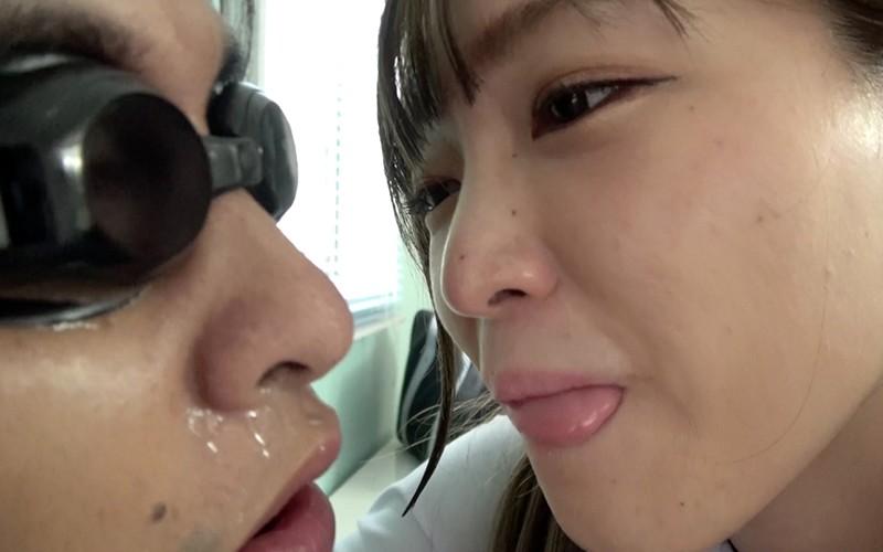 舌ベロフェチ 〜M男に顔舐め唾シャワーの刑〜 星あめり キャプチャー画像 19枚目