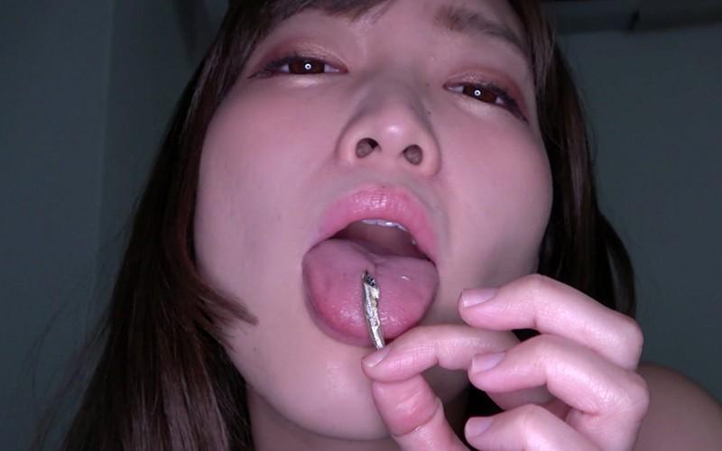 巨大女フェチ 〜小魚舐め&咀嚼&唾責めプレイ〜 星あめり キャプチャー画像 7枚目