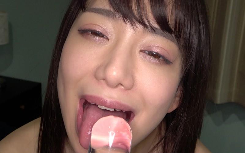 歯フェチ 〜歯・口内観察&クリスタル棒舐め〜 有村のぞみ13