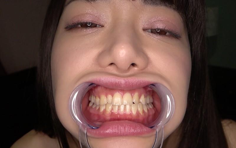 歯フェチ 〜歯・口内観察&クリスタル棒舐め〜 有村のぞみ6