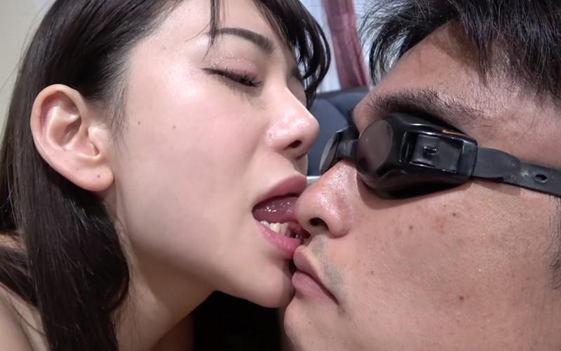 舌ベロプレイ 〜濃厚な唾垂らし鼻フェラプレイ〜 有村のぞみ4