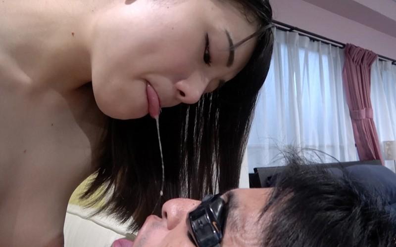 舌ベロプレイ 〜濃厚な唾垂らし鼻フェラプレイ〜 有村のぞみ9