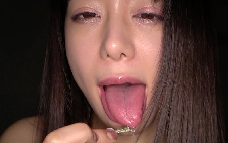巨大女プレイ 〜咀嚼唾溜めプレイ〜 有村のぞみ11