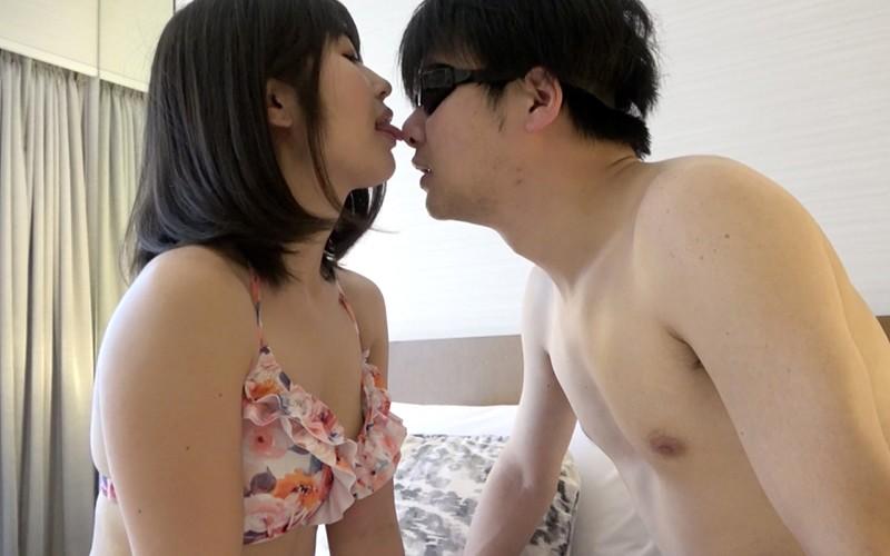 ツバベロフェチ 〜超絶エロい顔舐め鼻フェラ〜 須崎美羽 キャプチャー画像 5枚目