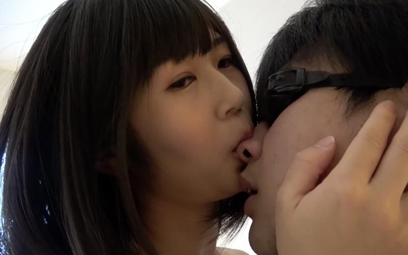 ツバベロフェチ 〜超絶エロい顔舐め鼻フェラ〜 須崎美羽 キャプチャー画像 6枚目