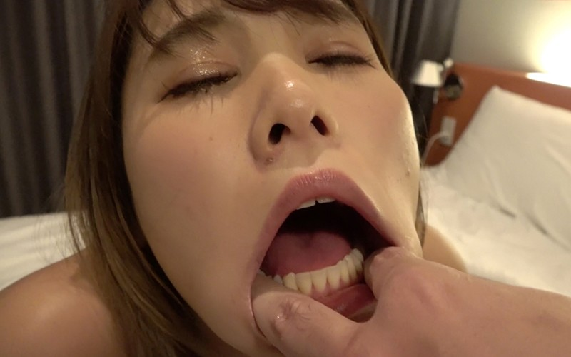 舌ベロフェチ 〜濃厚指フェラプレイ〜 永瀬愛菜 キャプチャー画像 8枚目