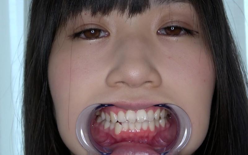 ツバベロフェチ 〜歯観察&M男顔舐め鼻フェラ〜 須崎美羽 キャプチャー画像 3枚目