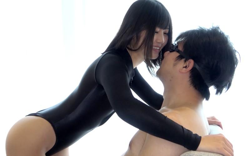 ツバベロフェチ 〜歯観察&M男顔舐め鼻フェラ〜 須崎美羽 キャプチャー画像 6枚目