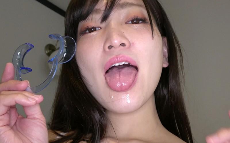 舌ベロフェチ 〜歯&口内観察&涎垂らし〜 星あめり 画像15
