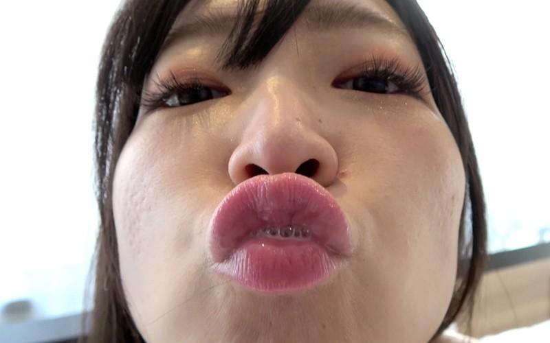 舌ベロプレイ 〜歯磨きしながら唾垂らし〜 星あめり 画像2