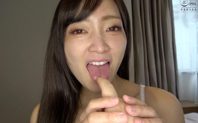 舌ベロプレイ 〜超濃厚な指フェラ&顔舐め〜 星あめり キャプチャー画像 1枚目