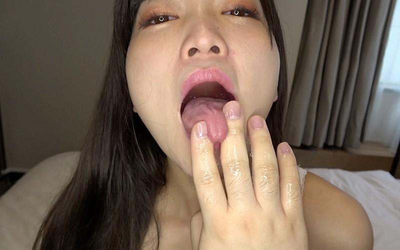 舌ベロプレイ 〜超濃厚な指フェラ&顔舐め〜 星あめり キャプチャー画像 6枚目