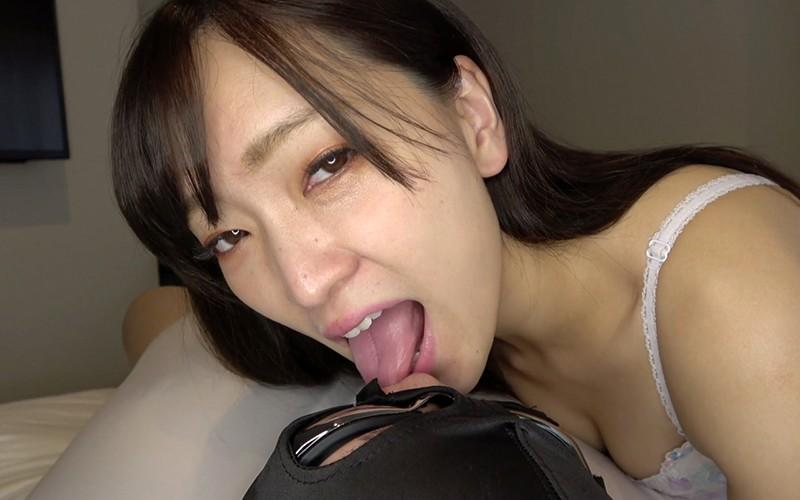 舌ベロプレイ 〜超濃厚な指フェラ&顔舐め〜 星あめり キャプチャー画像 7枚目