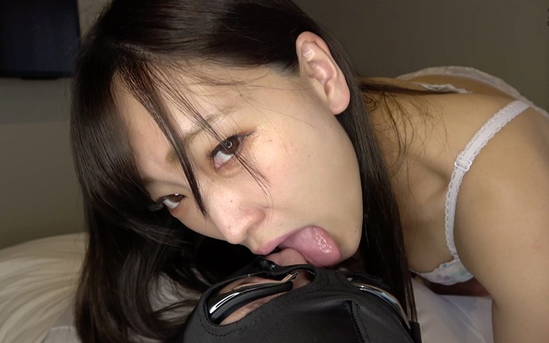 舌ベロプレイ 〜超濃厚な指フェラ&顔舐め〜 星あめり キャプチャー画像 9枚目