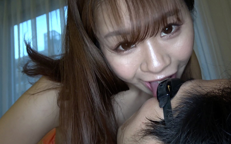 舌ベロメイト 〜極上顔舐め&唾垂らし手コキ〜 真白わかな キャプチャー画像 10枚目