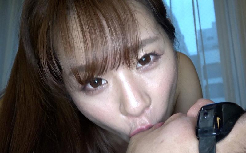 舌ベロメイト 〜極上顔舐め&唾垂らし手コキ〜 真白わかな キャプチャー画像 12枚目