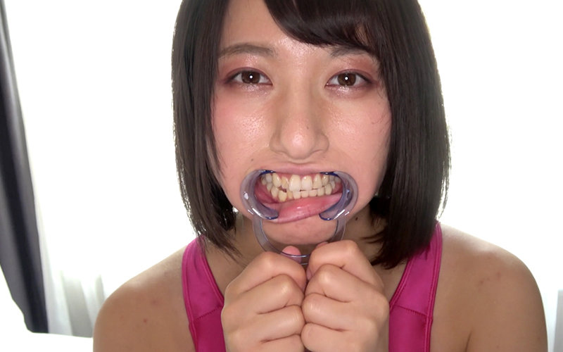 口内フェチ 〜歯・口内観察〜 霜月まどか 画像2