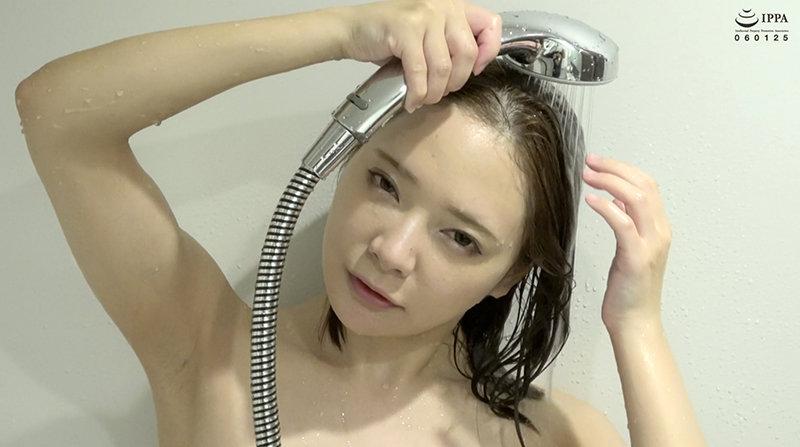 洗髪フェチ ~洗髪フェチ&筋トレグラビア~ 一条みお キャプチャー画像 9枚目