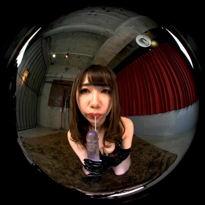 【VR】真奈美女王様の調教部屋 大浦真奈美