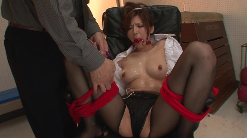 BTH-017 Studio CHoBitcH - Please Don't Look At Me With Such Pleading Eyes... Ms. Shiina Is Usually Such A Scary Bitch (LOL) Yuna Shina big image 4