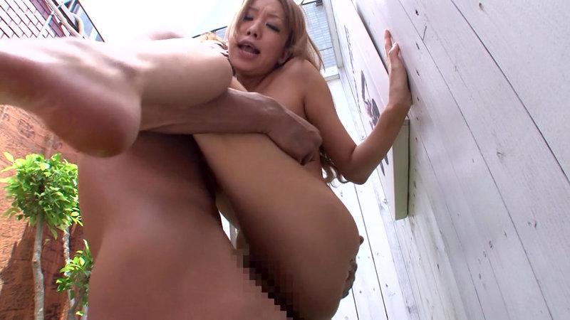 乳首びん勃ち日焼け痴女 木下若菜 画像12