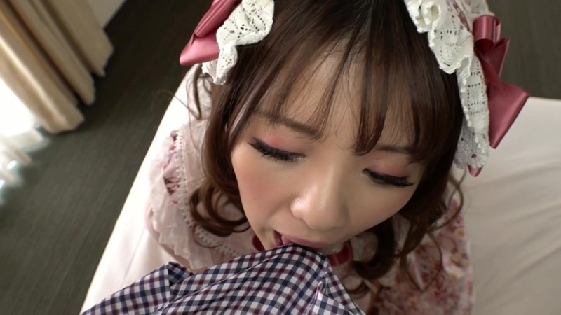中年オヤジとゴシック美少女 永瀬ゆい キャプチャー画像 13枚目