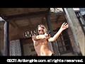 アクションガールズ 裸の女ガンマン Vol.2 【ヘア無●正版】sample6