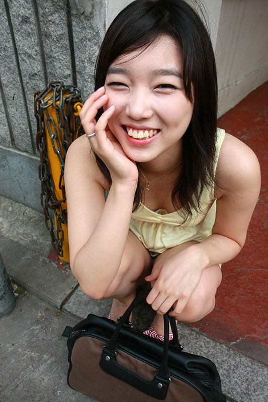 韓国で見つけた純粋無垢な彼女は、まさに原石!整形なしの天然美人!世間知らず過ぎて、セックスのハードルも低め!? キャプチャー画像 9枚目