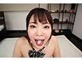 「【VR】卑猥なむっちりデカ尻と黒パンストの誘惑 美少女デリヘル 清音咲良」のサンプル画像