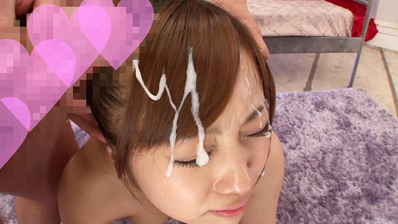 美巨乳娘にセックスさせながら精液思いっきりブッカケて顔面汚してあげましたぁ〜! 優菜真白 8枚目