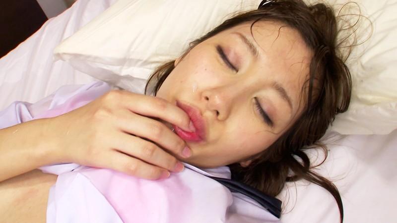 「私、先生のことが…好きで…」 制服女子校生の熱い想いがはじけるビチョ濡れセックス 画像8