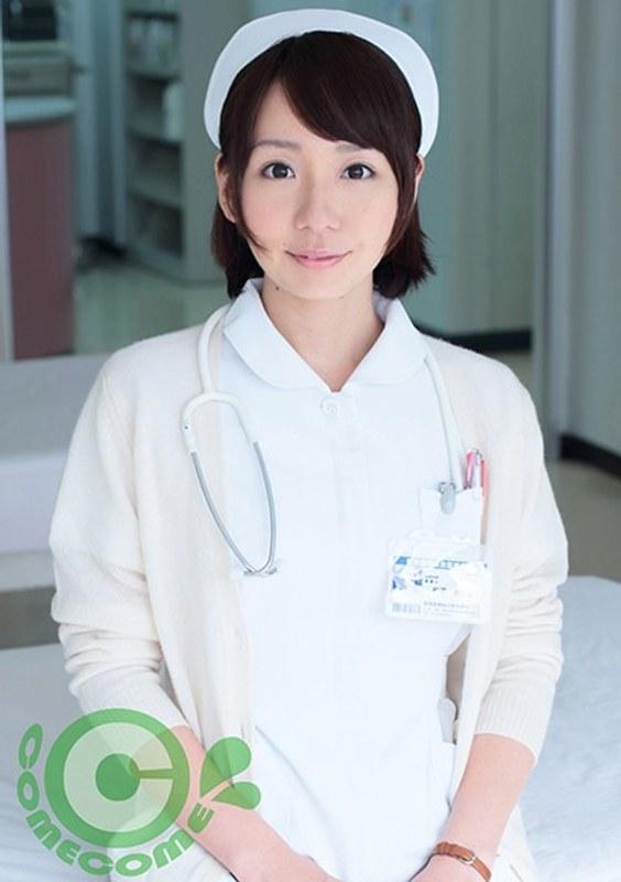 白いパンスト破かれてオジサンの勃起チ○ポに犯られて歓ぶウブな看護師!! 前澤あきな