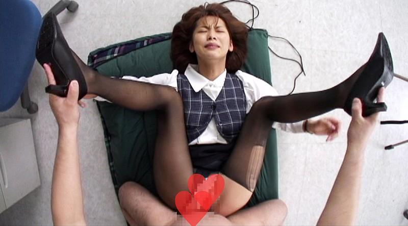 遊んでそうなOLサンの制服姿に萌えながらオフィスでファックしまくりましたぁ〜!! 亜希菜