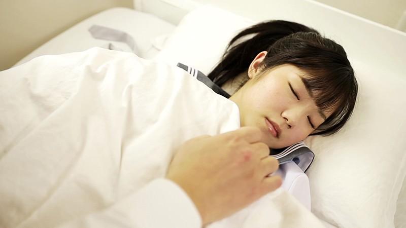 保健室で寝ている君を僕は穢すことしか出来ませんでした…。 有栖るる1