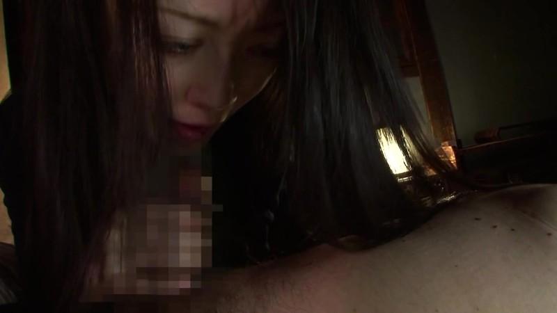ドM美熟女 近澤まゆみ 若妻の夜●いフェラ