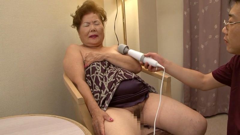 初めてのAV出演!覚悟を決めて脱いでくれました! 古希女将 港優子70歳 初電マ編