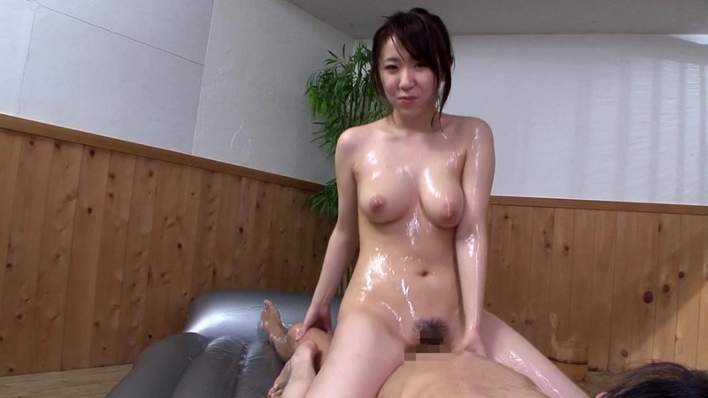 隣の奥さんは美肌で美巨乳で床上手 原望美 マットしっぽり編5