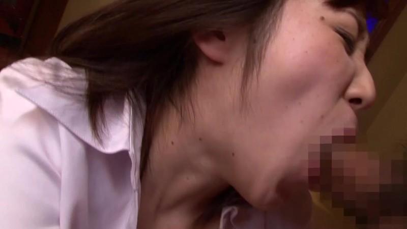 隣の奥さんは美肌で美巨乳で床上手 原望美 強●フェラから挿入編1