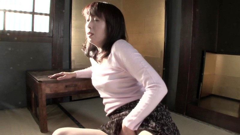 熟女のオナニー 真矢志穂 画像4