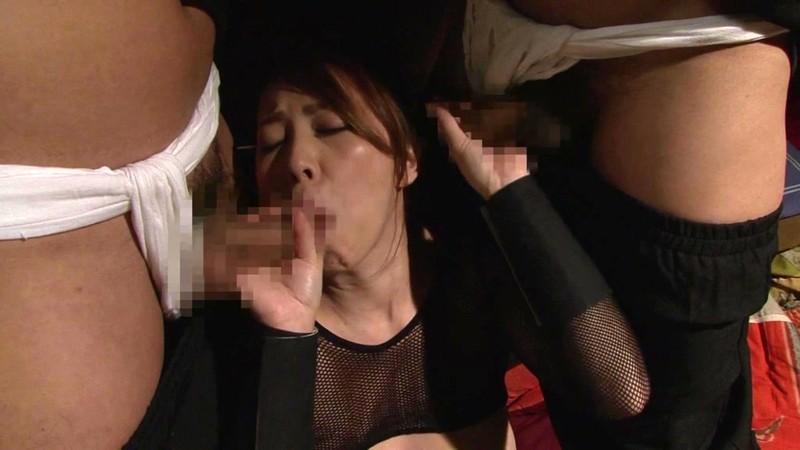 時代劇くノ一コスプレ熟女 2 風間ゆみ4
