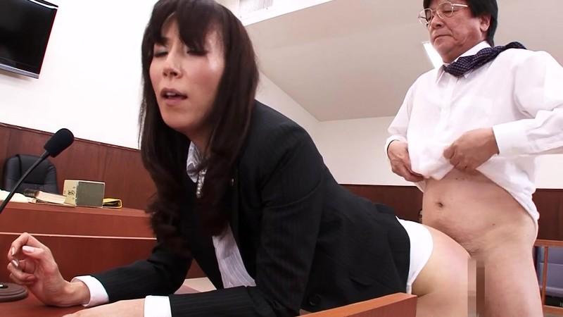 スレンダー美人人妻弁護士凌● 澤村レイコ 白目剥いてのぶっかけ編7