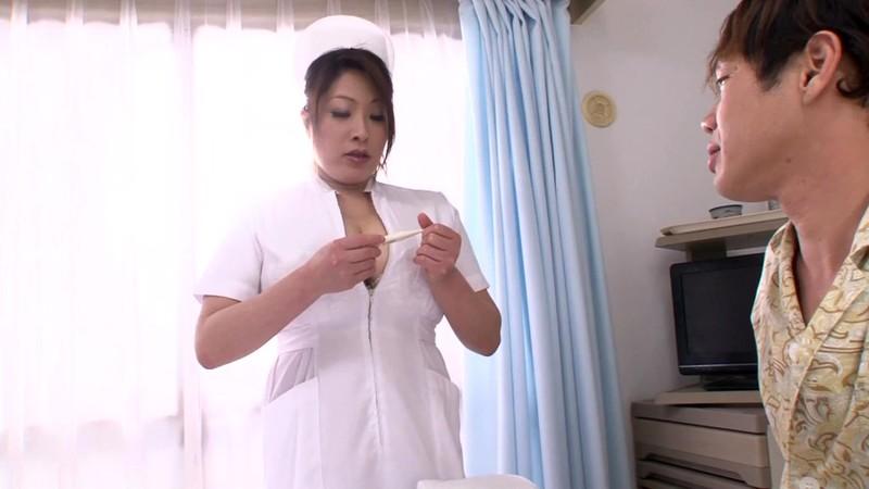 豊満爆乳熟女看護師 白鳥寿美礼34歳 画像1