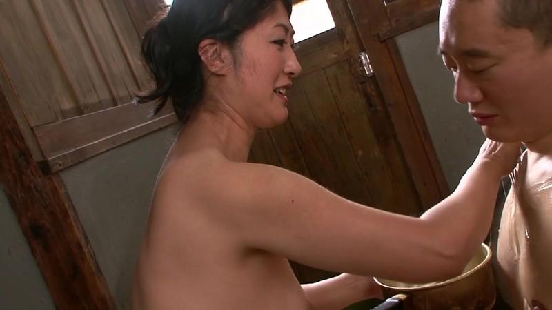 熟女のスマタ 藤沢芳恵50歳3