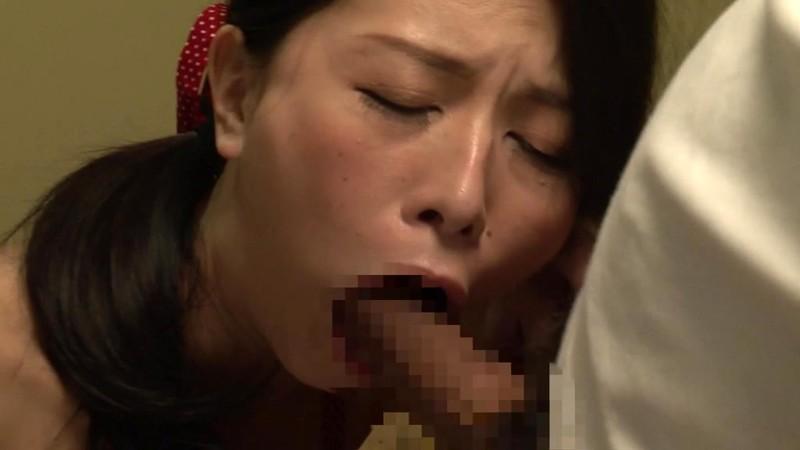 熟女のフェラ 井上綾子11
